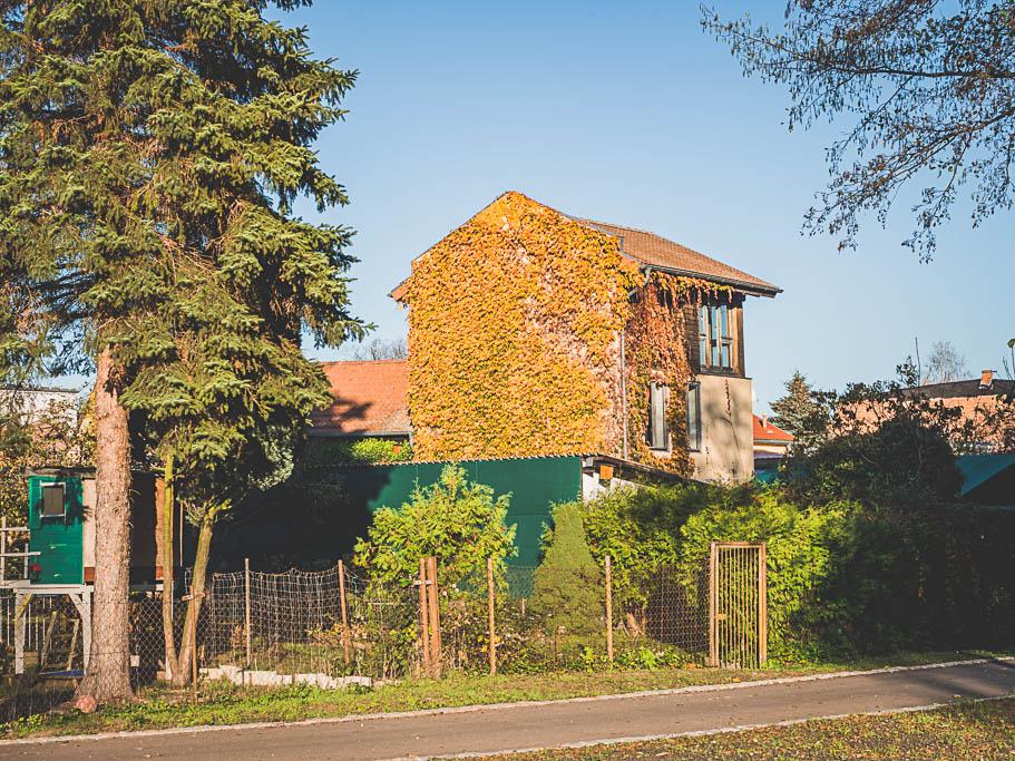 Park Landesgartenschau Beelitz in Brandenburg