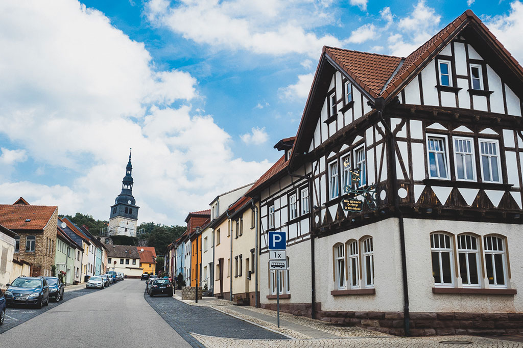 Bad Frankenhausen Süd-Harz Kyffhäuser