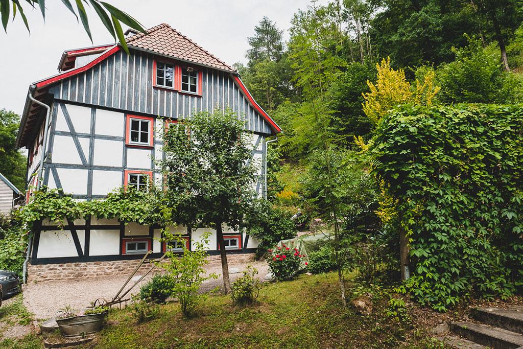 Kaffeemühle Hamma Süd-Harz Kyffhäuser