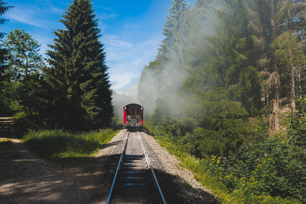 Brockenbahn Süd-Harz Kyffhäuser