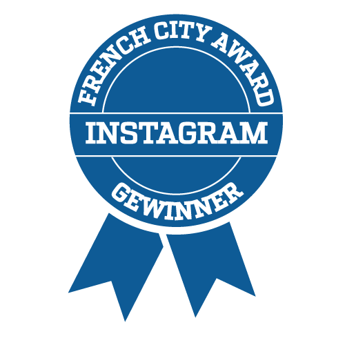 French City Award INSTAGRAM Gewinner