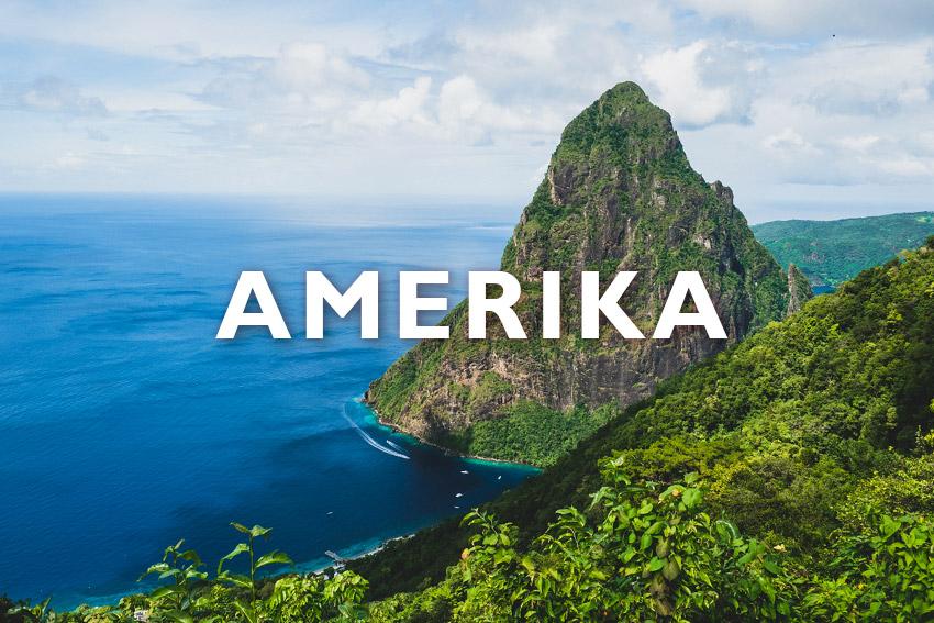 Reisen nach Amerika