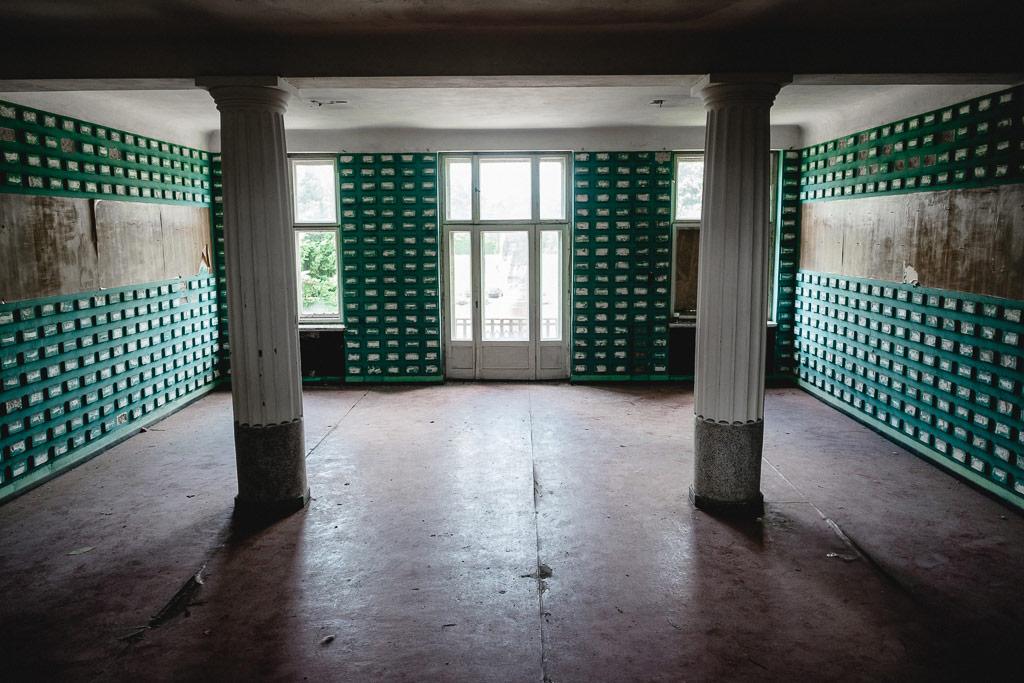 """Lost Place """"Verbotene Stadt"""" Wünsdorf Brandenburg"""