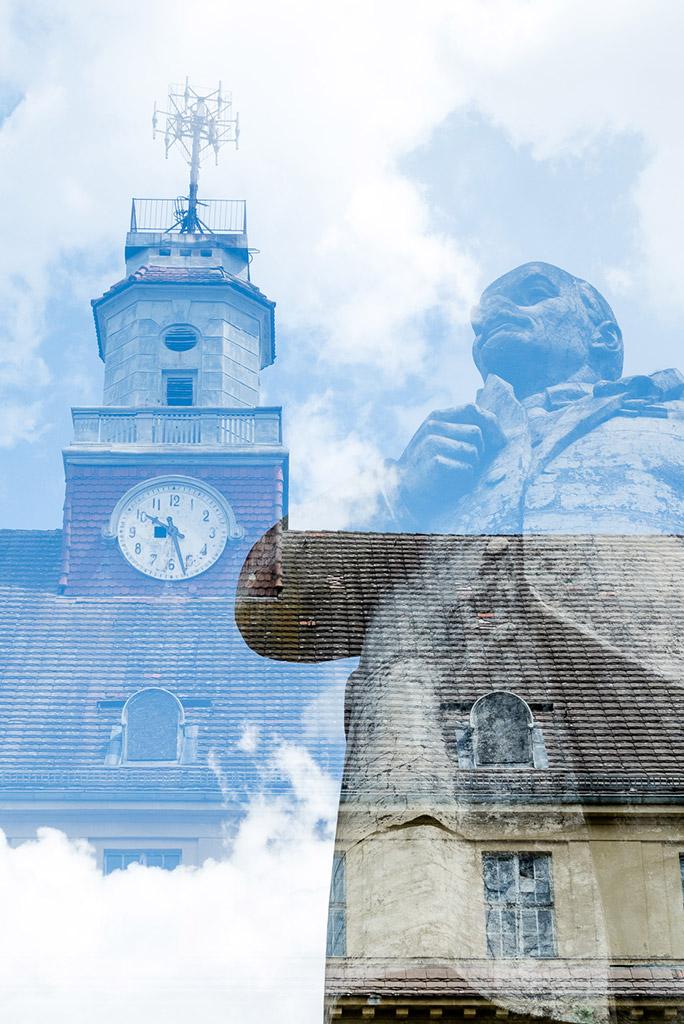 """Lost Place """"Verbotene Stadt"""" Wünsdorf"""