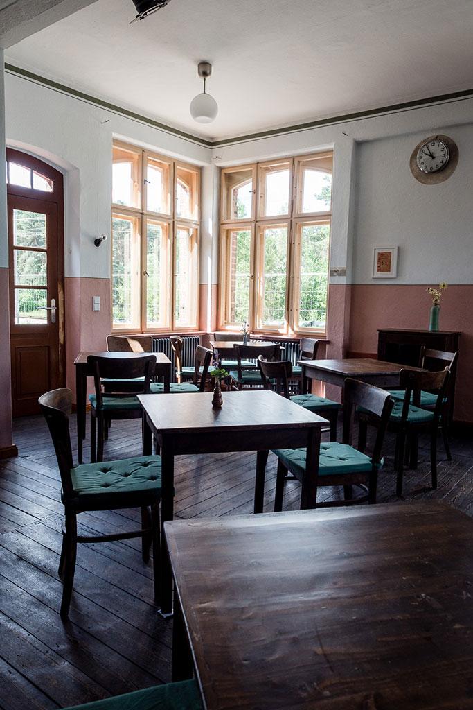 Bahnhof Café Klasdorf Brandenburg