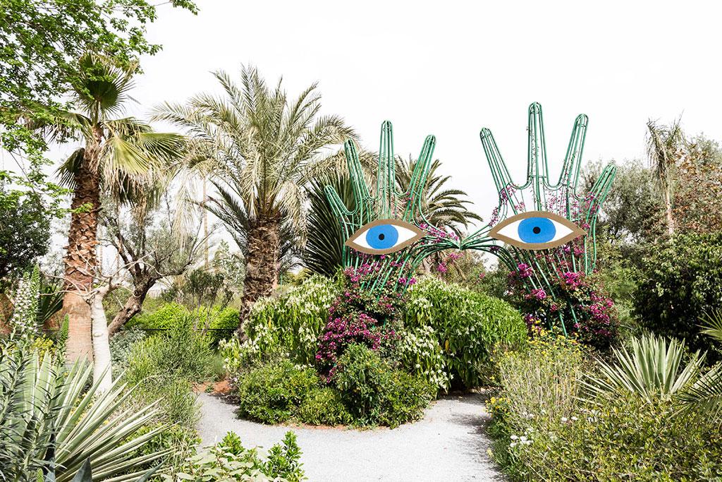 ANIMA Garten Marrakesch Geheimtipp