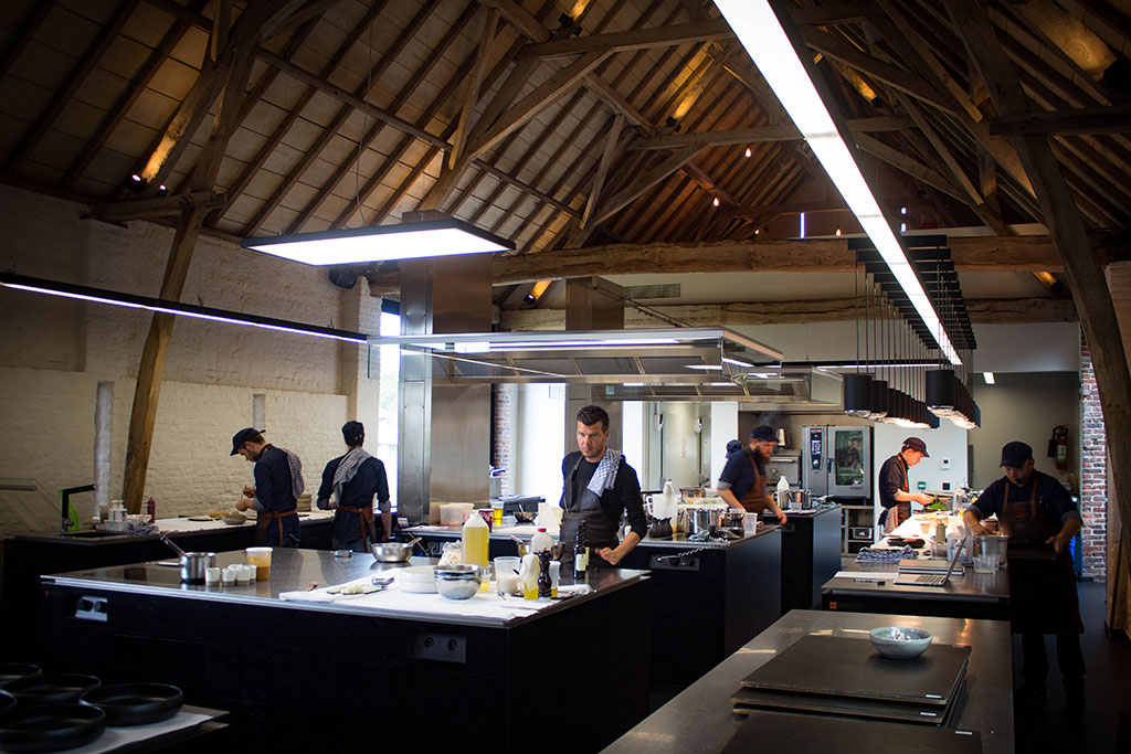 Restaurant Hertog Jan in Brügge Belgien