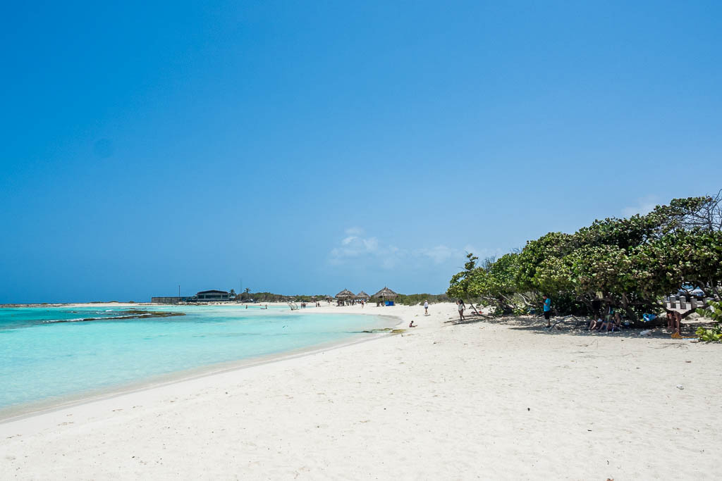 Strand Baby Beach Aruba