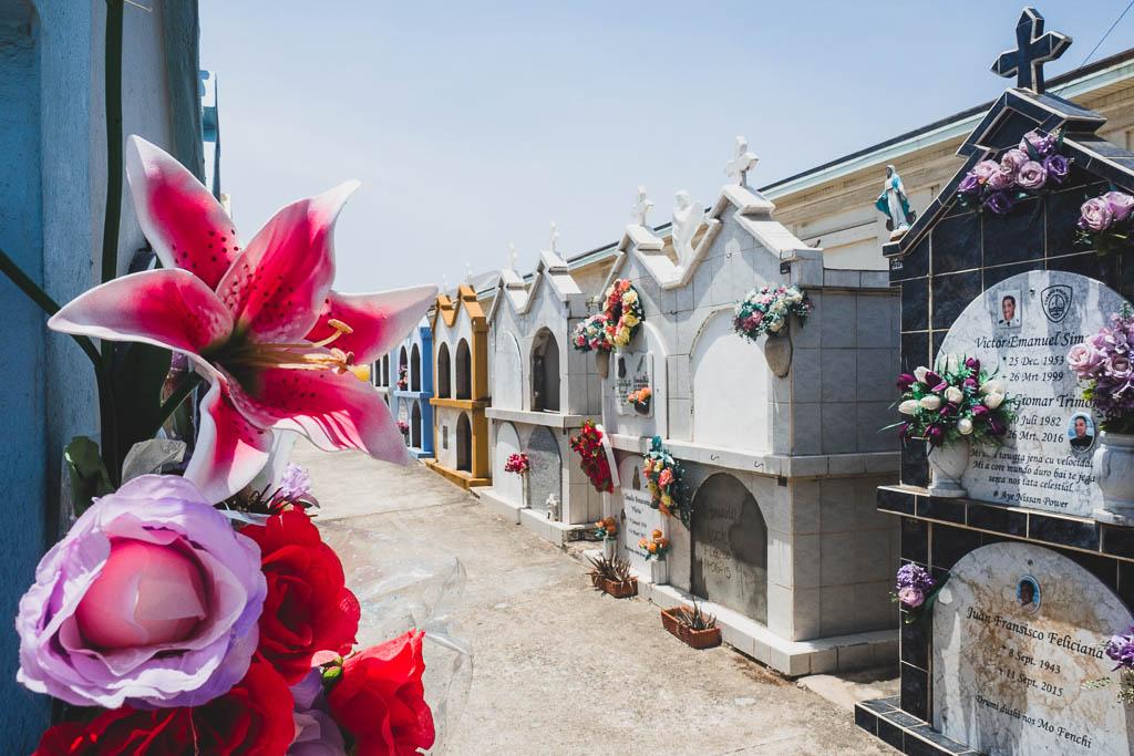 Friedhof Aruba