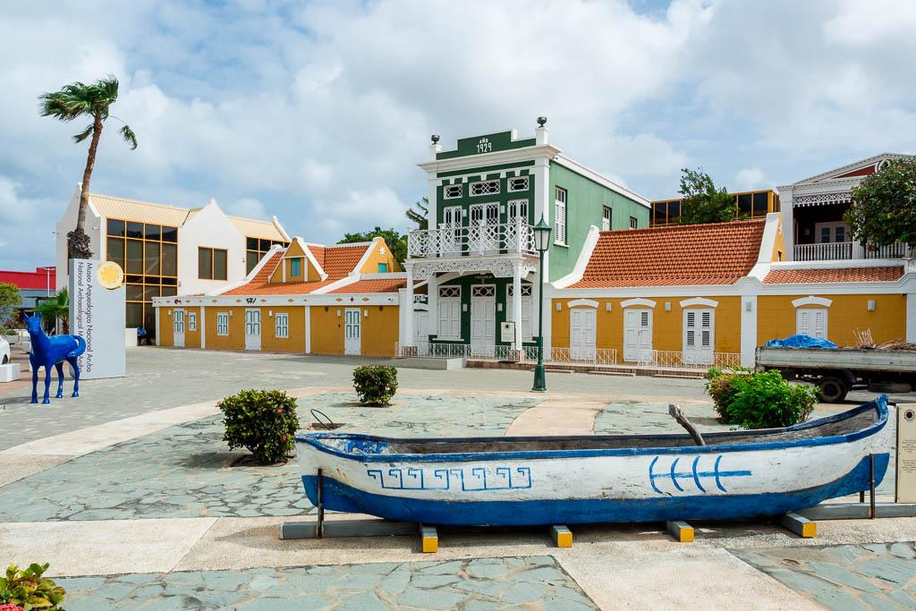 Oranjestad Plaza Museo