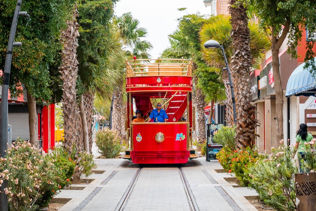Oranjestad Tram Aruba
