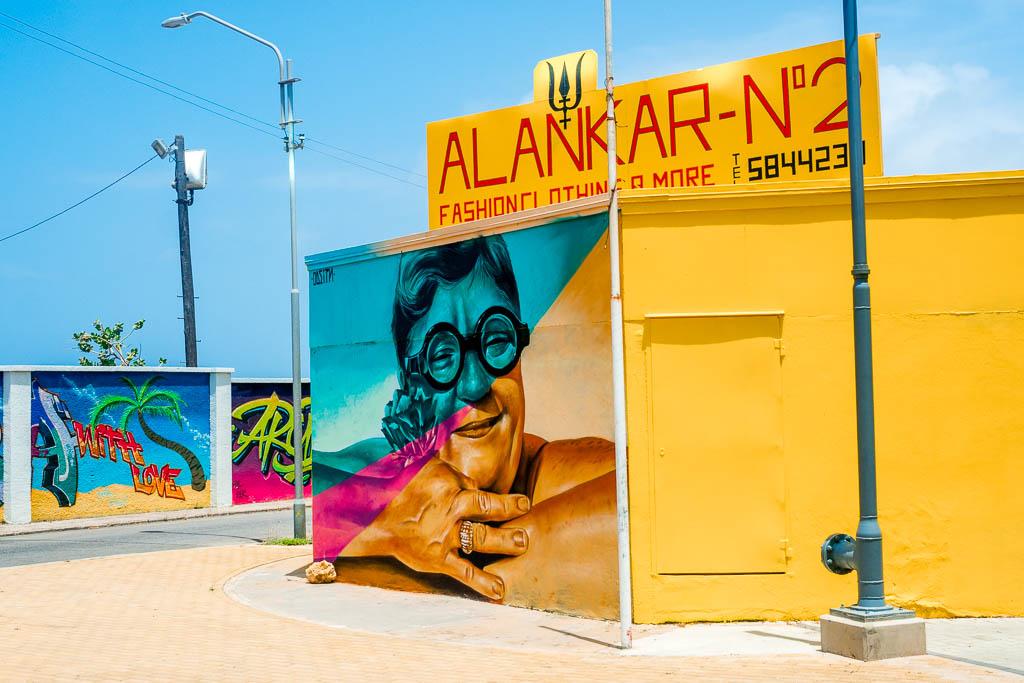 Street Art in San Nicolas