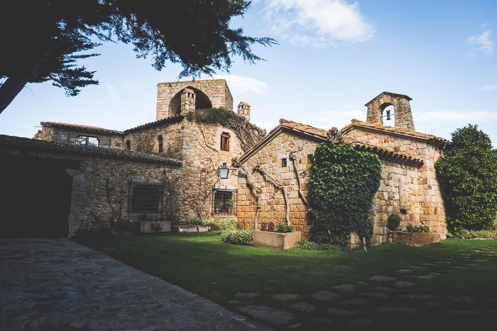 Villa Altstadt Pals Katalonien