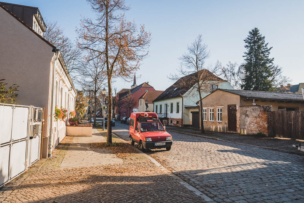 Teltow Ausflug Brandenburg
