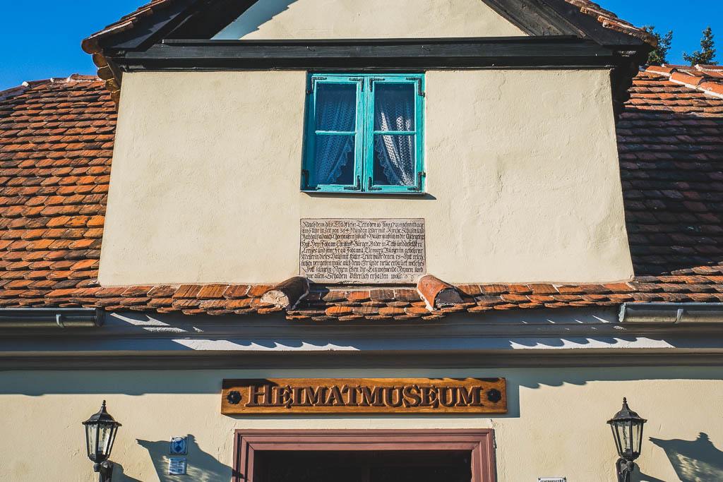 Heimatmuseum Teltow Ausflug Brandenburg