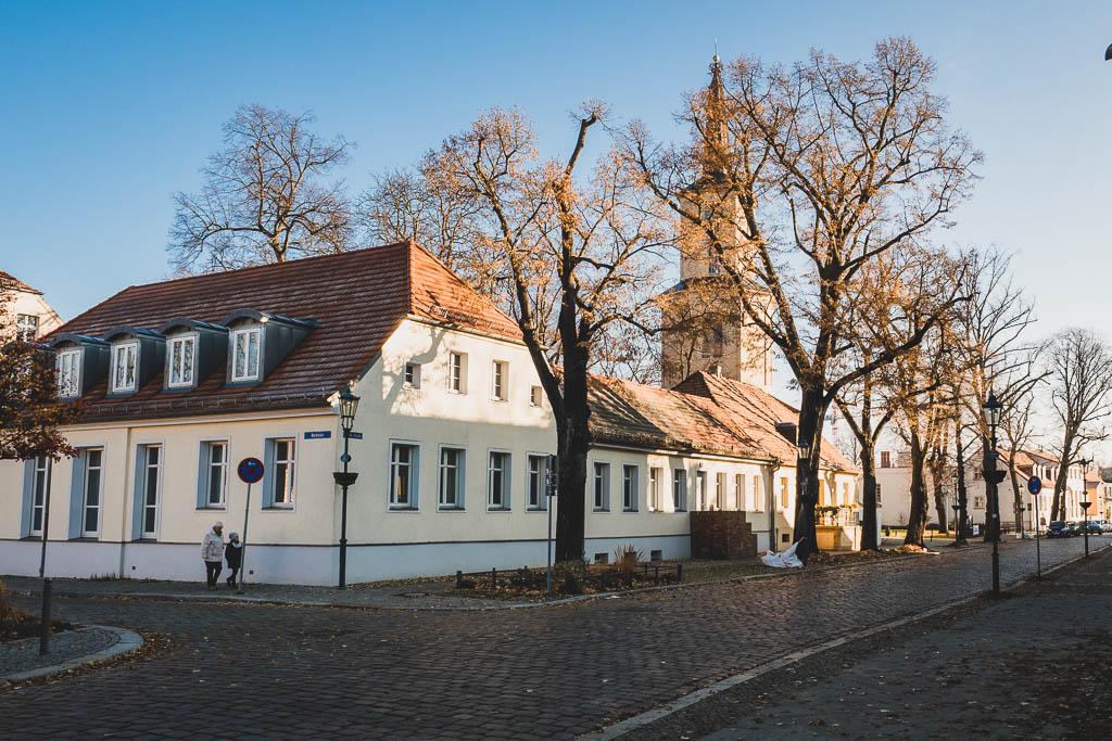 Markt Teltow Ausflug Brandenburg