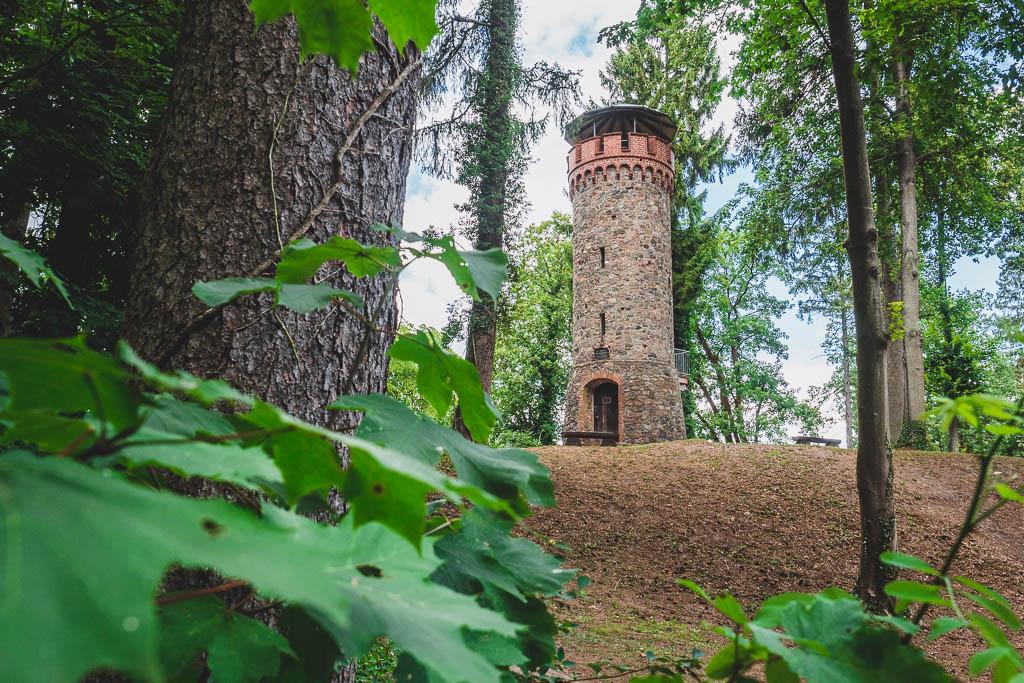 Askanierturm Werbellinsee Brandenburg