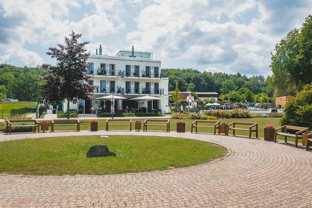 Fontane Hotel am Werbellinsee in Brandenburg