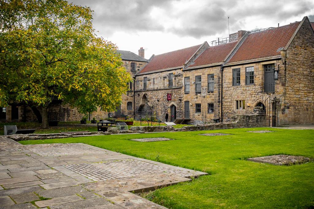 Kloster Blackfriars Sehenswürdigkeit Newcastle
