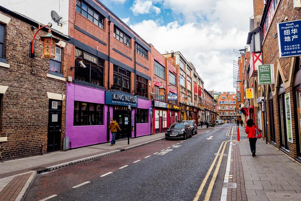 Chinatown Newcastle