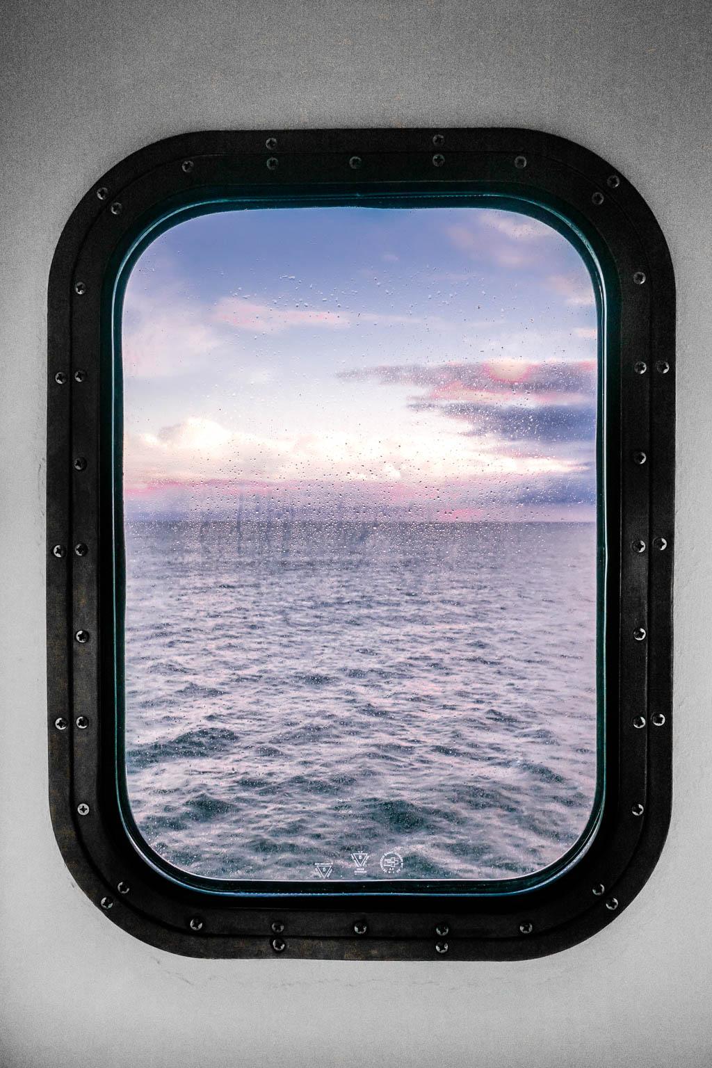 Bullauge Commodore Kabine Princess Seaways