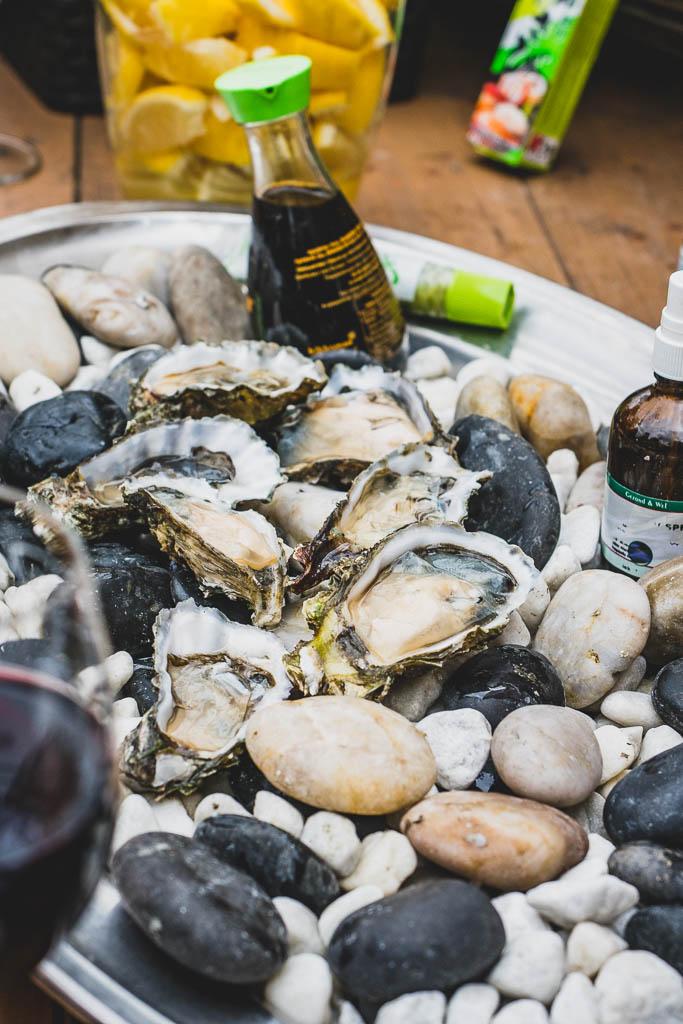 Texel Culinair Austern
