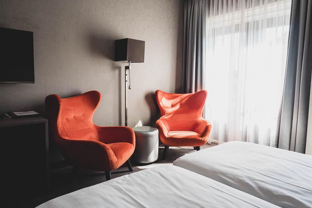 Zimmer im Hotel De Lindeboom Texel