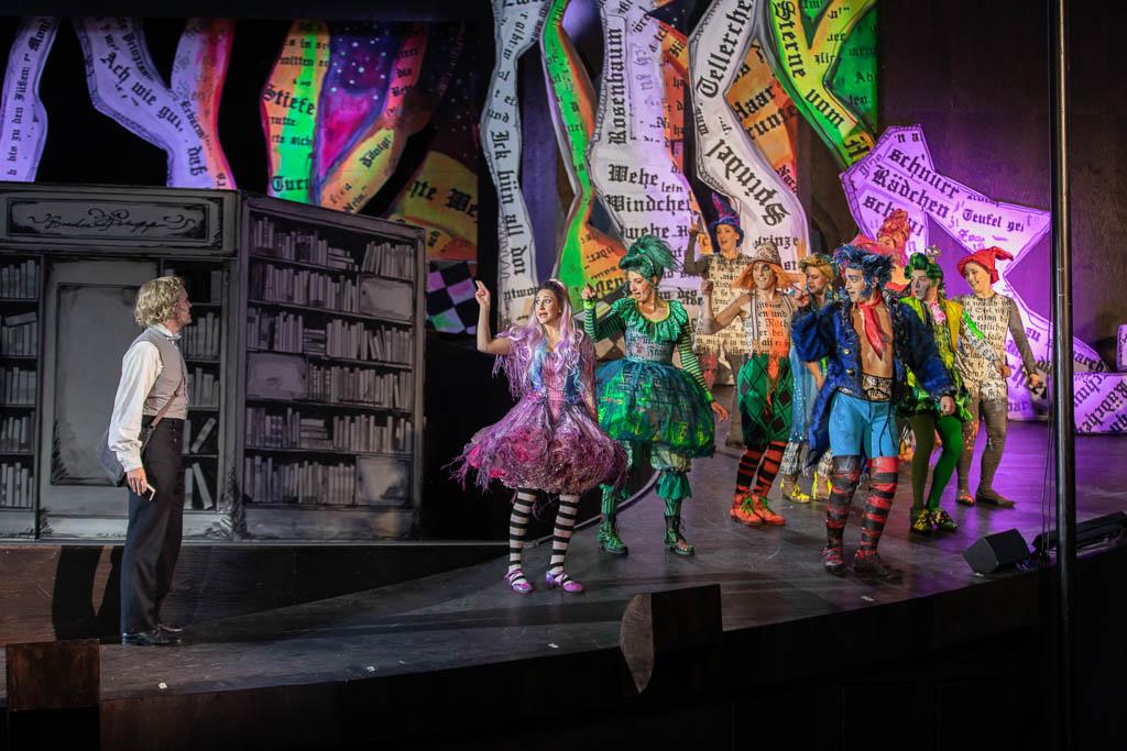 Jacob und Wilhelm – die Weltenwandler Brüder Grimm Festspiele Hanau
