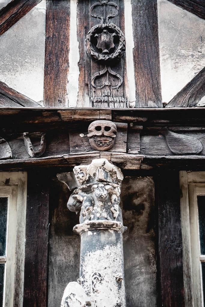 L'aître Saint-Maclou Rouen Normandie