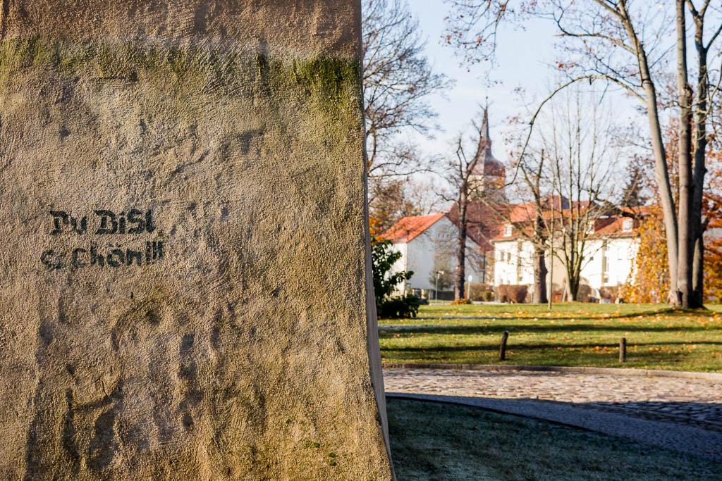 Altstadt Dahme Mark Brandenburg