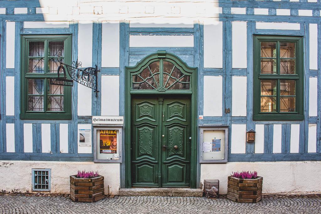Heimatmuseum Altstadt Dahme Mark Brandenburg