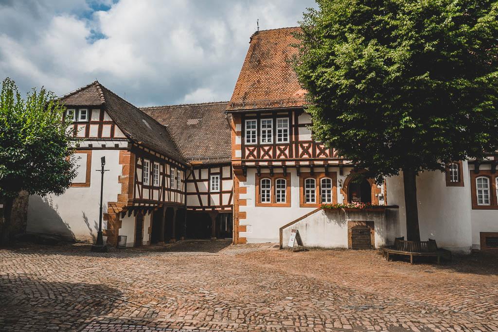Brüder-Grimm-Haus in Steinau an der Straße