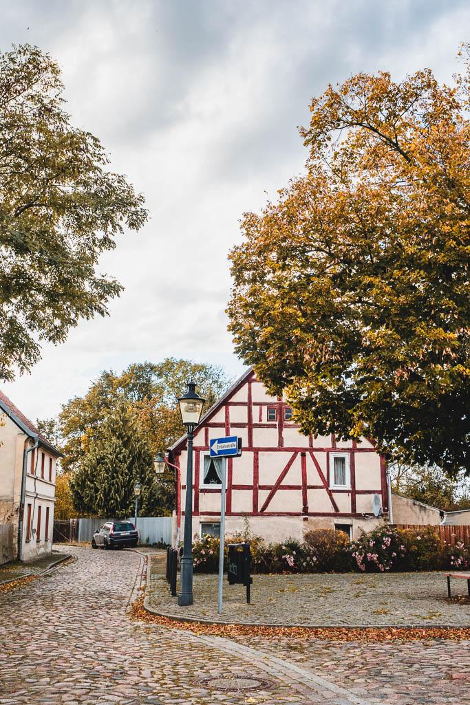 Fachwerkhaus Baruth Brandenburg