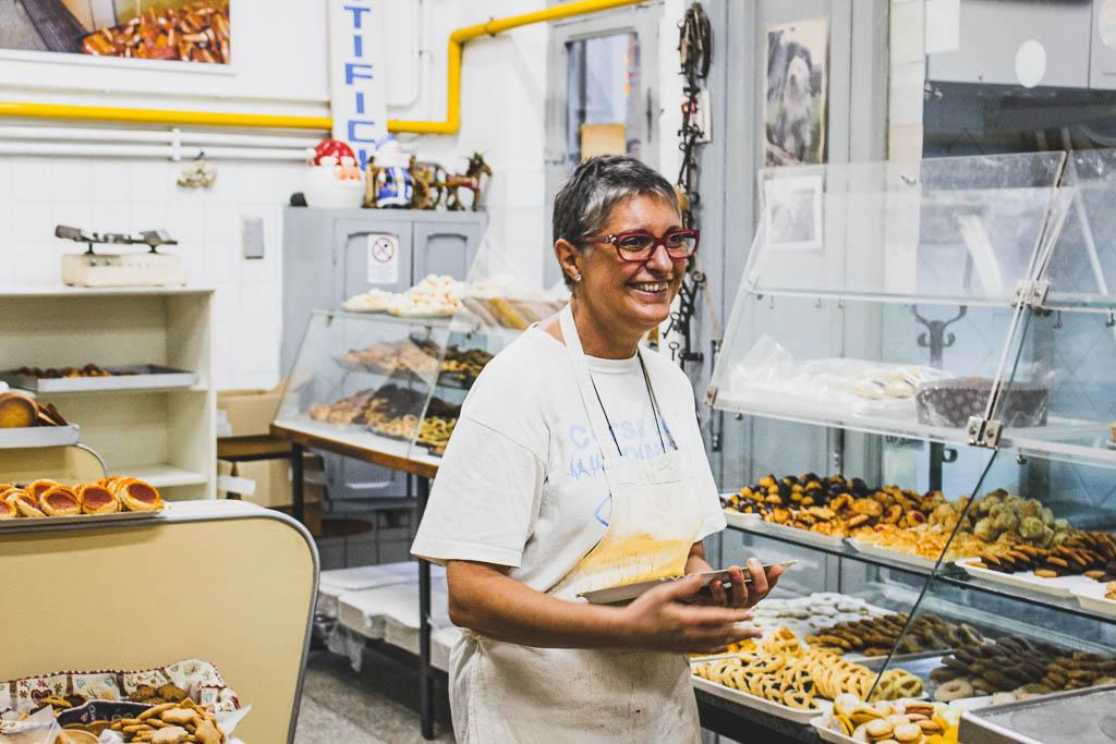 Biscottificio Innocenti Restaurant Tipps Rom Trastevere