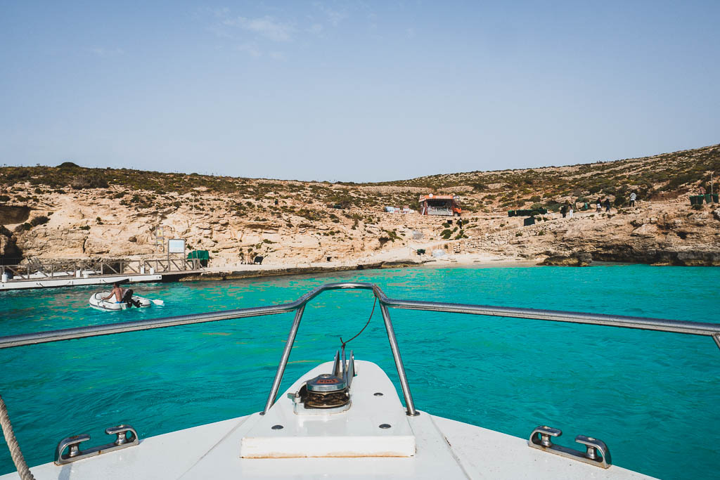 Bleue Lagune Comino Gozo