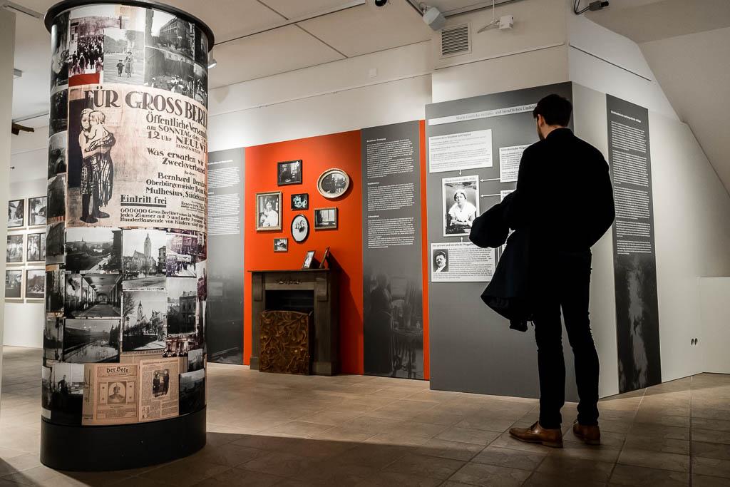 Marie Goslich Ausstellung Brandenburg-Preußen Museum