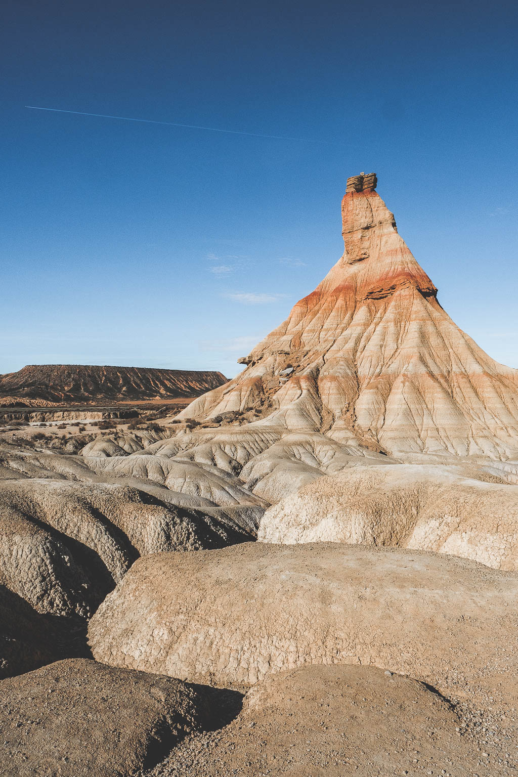 Castil de Tierra Buggy-Tour Wüste Bardenas Reales in Spanien