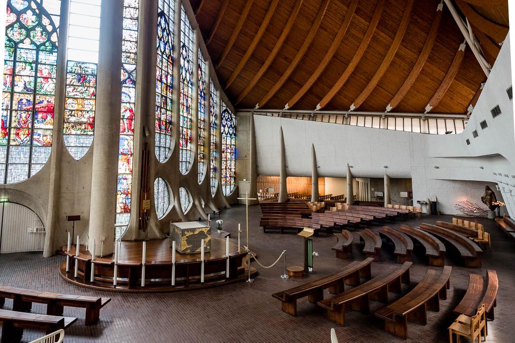Eglise Sainte Jeanne d'Arc Rouen Normandie