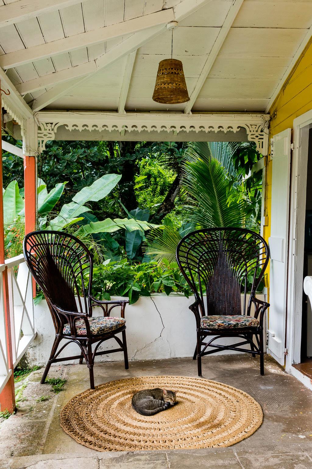Fond Doux Plantation Saint Lucia