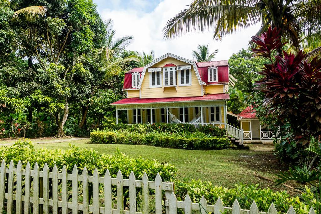 Plantagen-Haus Fond Doux Plantation Saint Lucia