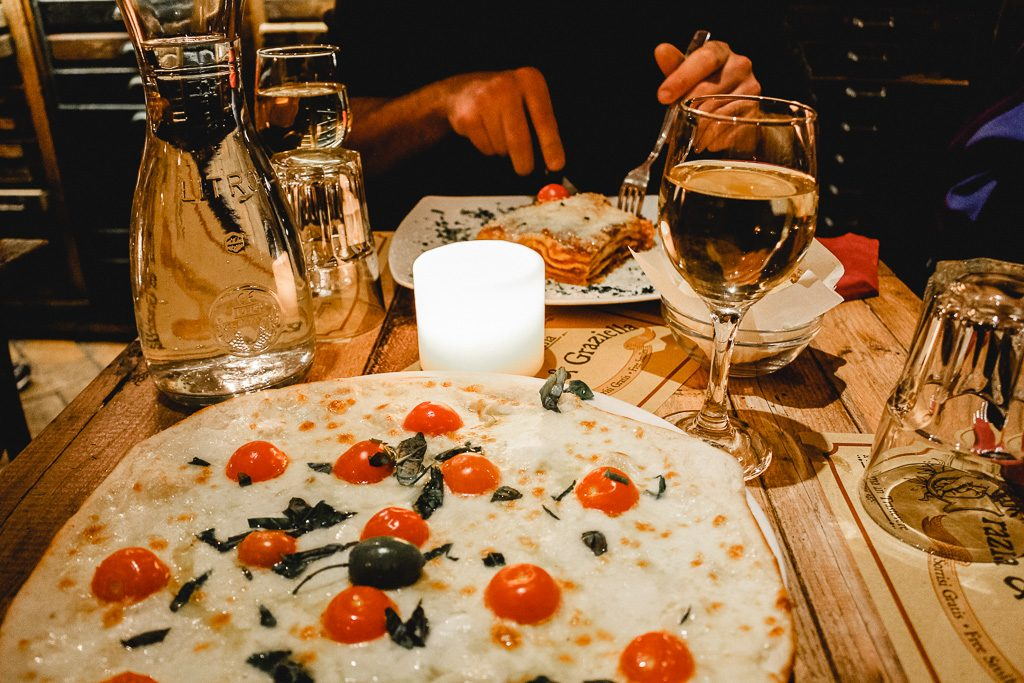 Gracia e Graciella Restaurant Tipps Rom Trastevere