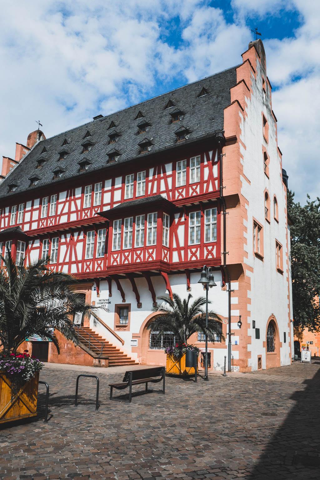Fachwerkhaus Altstadt Hanau