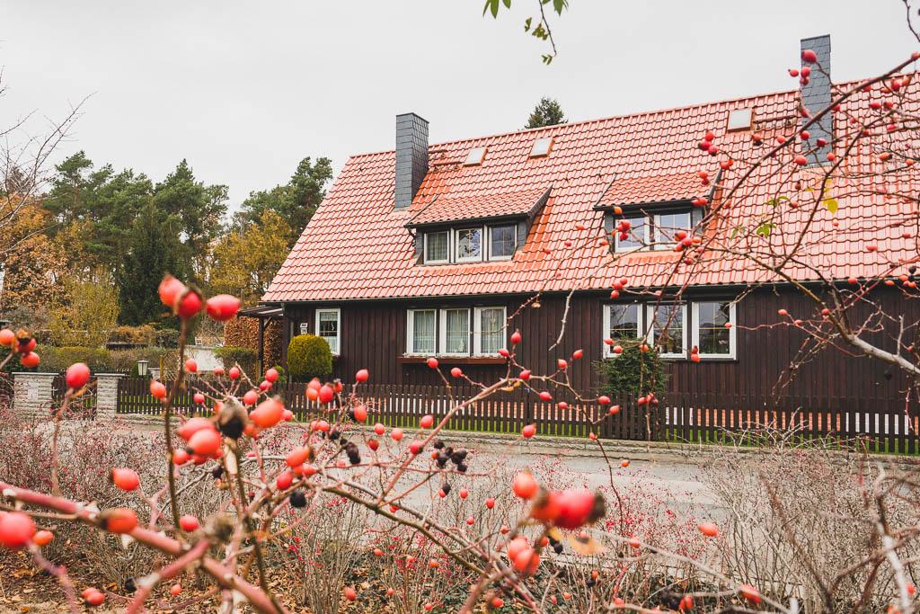 Holzhaussiedlung Ludwigsfelde Brandenburg