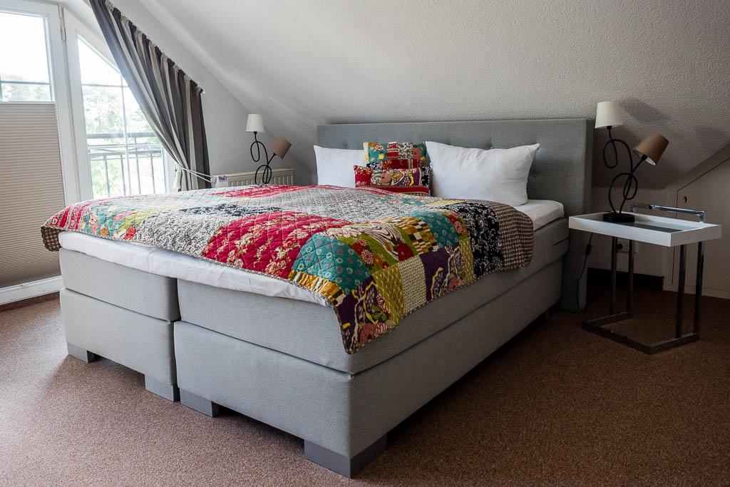 Zimmer Hotel am Alten Rhin Ruppiner See Brandenburg