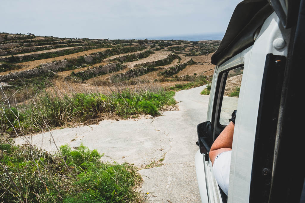 Jeep-Tour Gozo