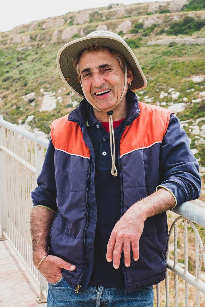 Fahrer Jeep-Tour Gozo