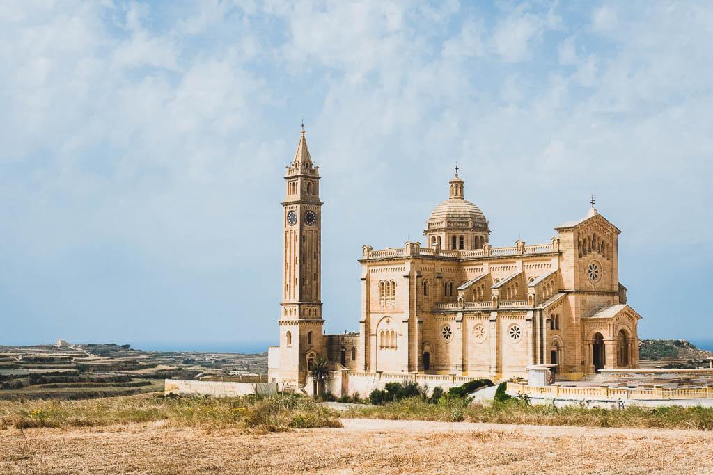 Kirche der Wunder Gozo
