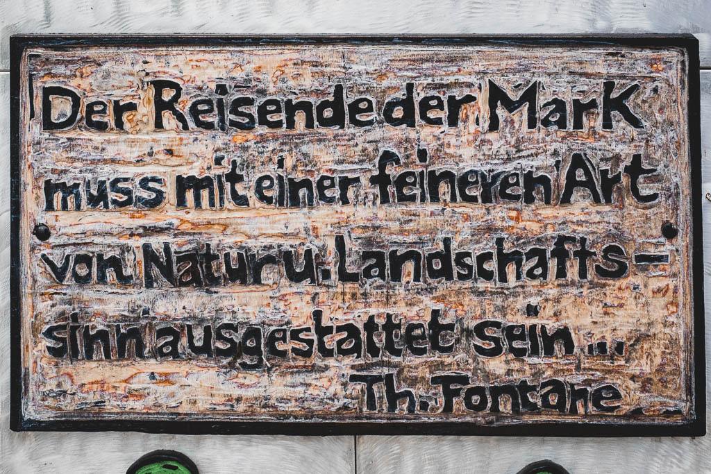 Neuruppin Ruppiner See Brandenburg