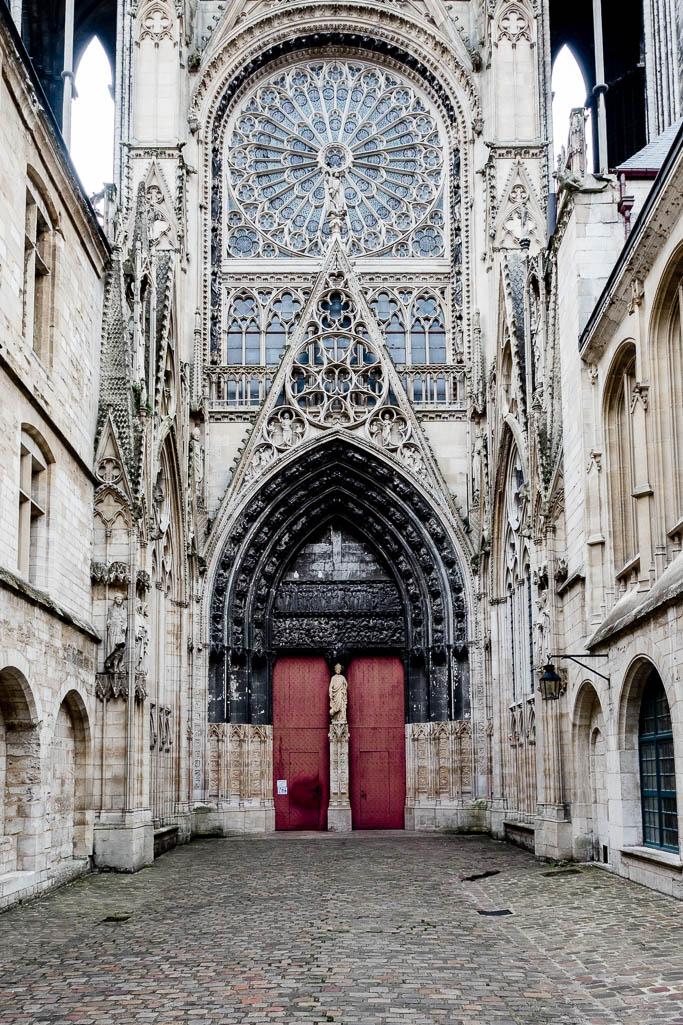 Notre-Dame de l'Assomption de Rouen Normandie
