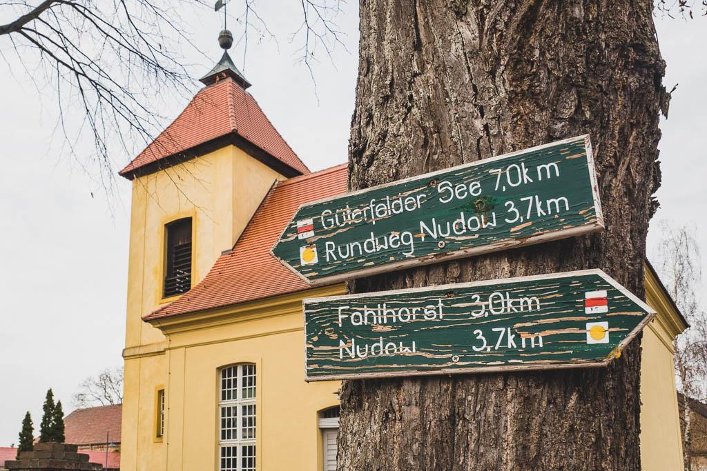 Nudow Nuthetal Brandenburg